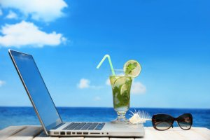 Angela Megasko of www.marketviewpoint.com discusses why a working vacation may be worth consideration.