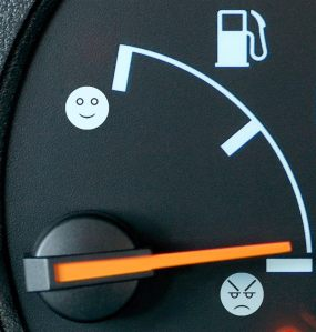 Angela Megasko of MarketViewpoint.com discusses how to make the most of what's in your fuel tank.