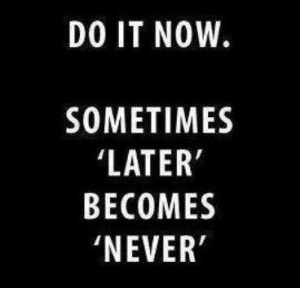 do-it-now-sometimes-later-becomes-never